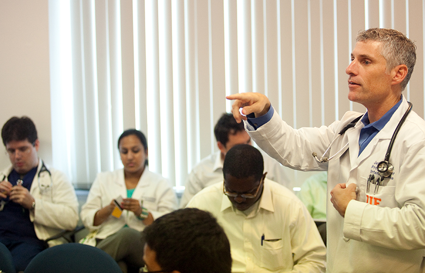 Internal Medicine Residency Department Of Medicine College Of Medicine Jacksonville University Of Florida